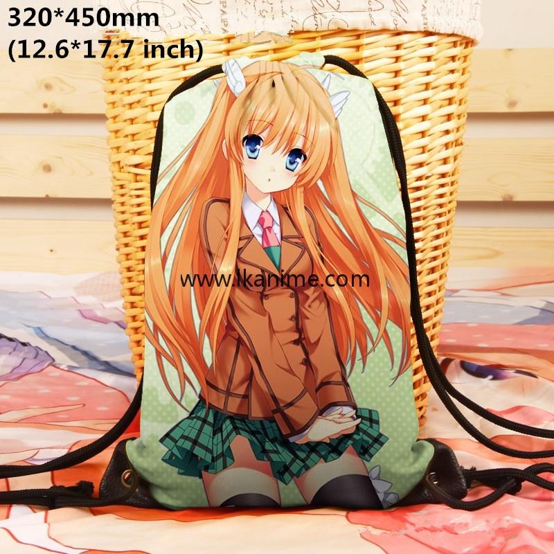 Custom Canvas Backpack Bags
